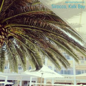 Sirocco Kalk Bay