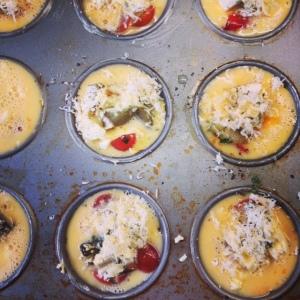 LCHF Banting Muffins